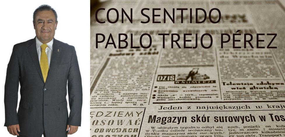 PABLO TREJO CON SENTIDO